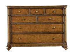 Stanley Furniture Arrondissement Sunlight Anigre Belle Mode Triple Dresser