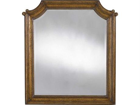 Stanley Furniture Arrondissement Sunlight Anigre 40L x 45H Musee Wall Mirror