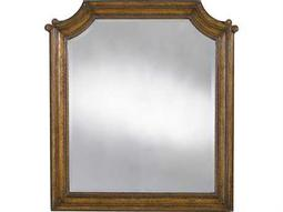 Stanley Furniture Arrondissement Sunlight Anigre 40L x 45H Musee Wall Mirror