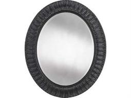 Stanley Furniture Arrondissement Rustic Charcoal 35L x 42H Jardin Wall Mirror