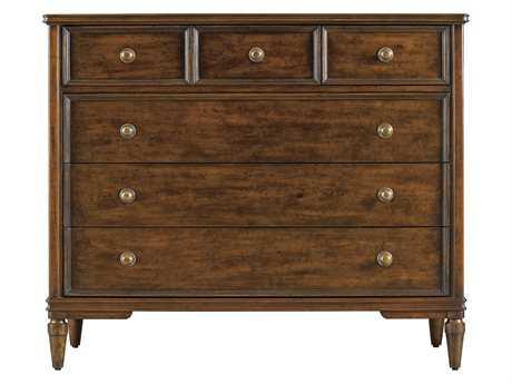 Stanley Furniture Vintage Cherry Media Chest