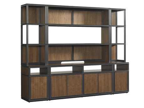 Stanley Furniture Montreaux 104 x 82.75 Media Center