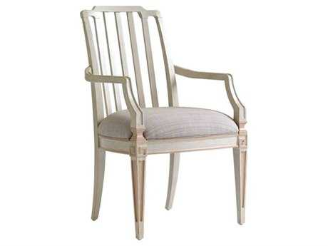 Stanley Furniture Preserve Orchid Marshall Dining Arm Chair