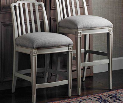 Stanley Furniture Preserve Orchid Marshall Counter Stool