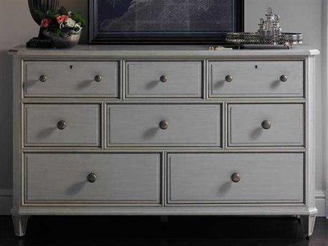 Stanley Furniture Preserve Orchid Eight-Drawer Laurel Dresser