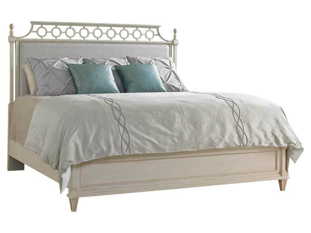 Stanley Furniture Preserve Orchid Queen Botany Platform Bed Sl3402340