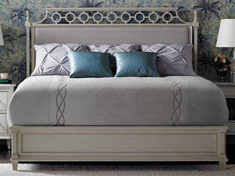 Stanley Furniture Preserve Orchid King Botany Platform Bed