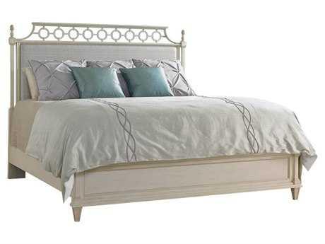 Stanley Furniture Preserve Orchid California King Botany Platform Bed