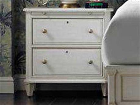 Stanley Furniture Preserve Orchid 30'' x 18'' Rectangular Laurel Nightstand