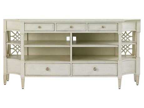 Stanley Furniture Preserve Orchid 64'' x 18'' Rectangular Pavillion Media Console TV Stand