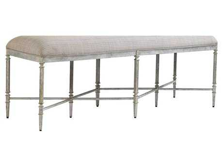 Stanley Furniture Preserve Salted Silver Gardiner Bench