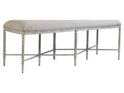 Stanley Furniture Preserve Salted Silver Gardiner Bench