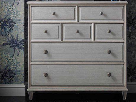Stanley Furniture Preserve Lamb's Ear Beaufort Media Chest