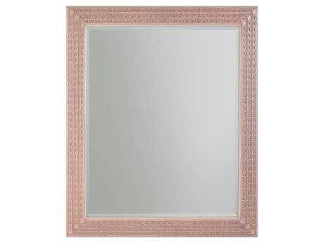Stanley Furniture 38L x 44W Preserve Rose Cabot Wall Mirror