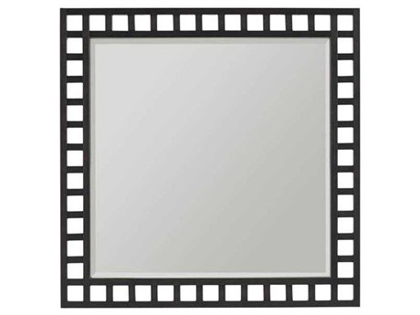 Stanley Furniture 39'' Square Wicker Park Wall Mirror