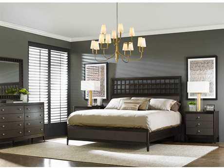 Stanley Furniture Wicker Park Platform Bed Bedroom Set