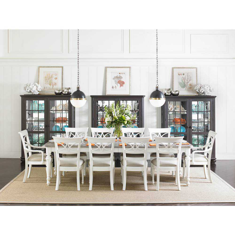 Dining And Living Room Furniture: Stanley Furniture Coastal Living Retreat Saltbox White 72