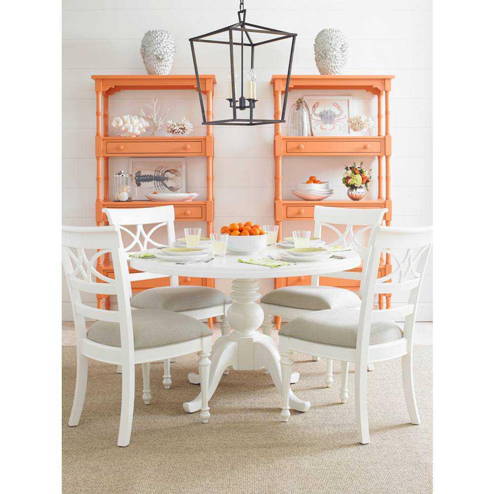stanley furniture coastal living retreat saltbox white 48. Black Bedroom Furniture Sets. Home Design Ideas
