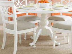 Coastal Living Retreat Saltbox White Sea Watch Dining Side Chair