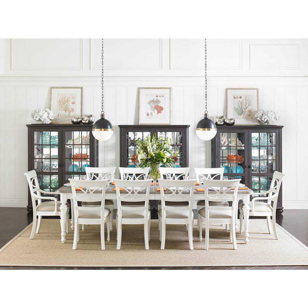 Stanley Dining Room Sets: Stanley Furniture Coastal Living Retreat Saltbox White Sea