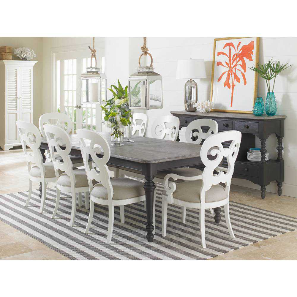 Stanley Dining Room Furniture: Stanley Furniture Coastal Living Retreat Saltbox White