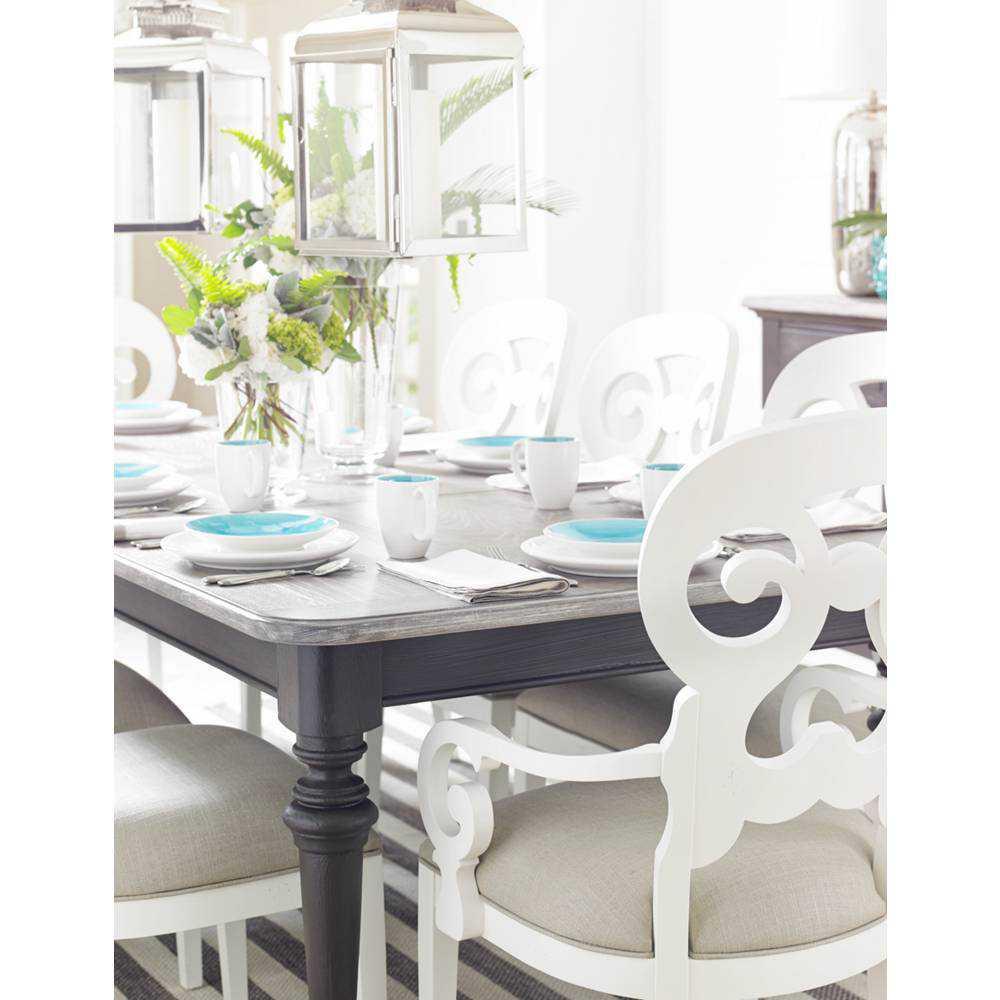 Stanley Dining Room Sets: Stanley Furniture Coastal Living Retreat Saltbox White