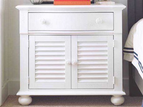 Stanley Furniture Coastal Living Retreat Saltbox White Summerhouse Chest