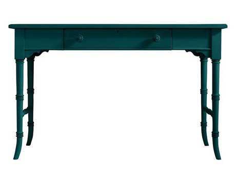Stanley Furniture Coastal Living Retreat Belize Teal 48'' x 24'' Rectangular Table Desk