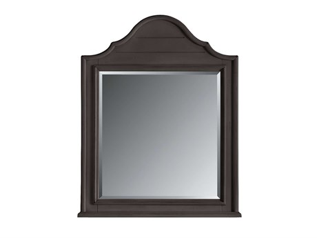 Stanley Furniture 38L x 45H Coastal Living Retreat Gloucester Grey Arch Top Dresser Mirror