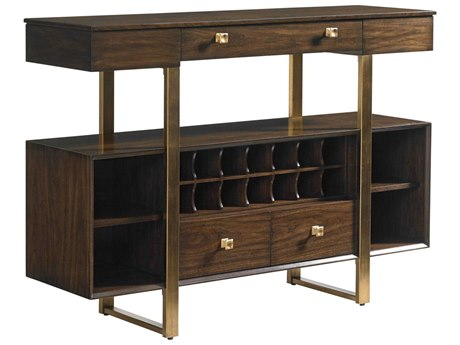Stanley Furniture Crestaire Porter 59'' x 17'' Rectangular Autry Sideboard