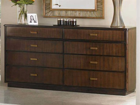 Stanley Furniture Crestaire Porter Southridge Double Dresser