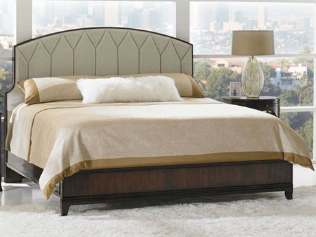 Stanley Furniture Crestaire Porter Ladera Queen Panel Bed