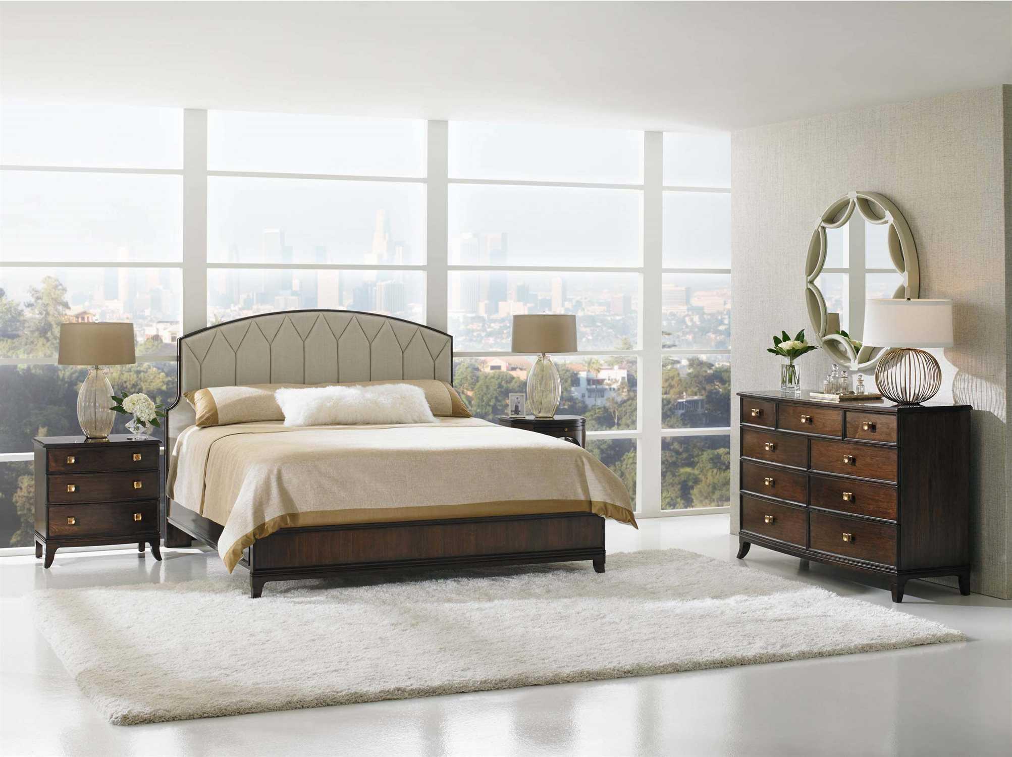 Stanley Furniture Crestaire Bedroom Set Sl4361342set