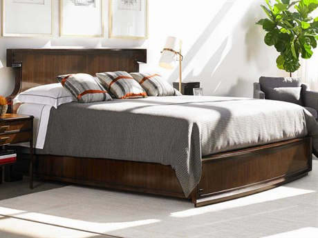 Stanley Furniture Crestaire Porter Southridge Bed California King Panel Bed