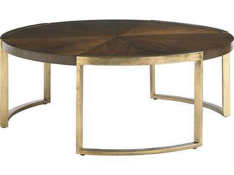 Stanley Furniture Crestaire Porter 48.5'' Round Autry Round Cocktail table
