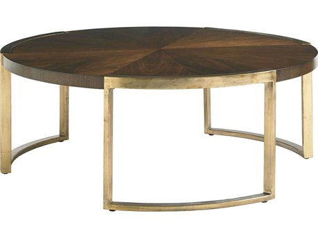 Stanley Furniture Crestaire Porter 48.5'' Round Autry Round Cocktail table