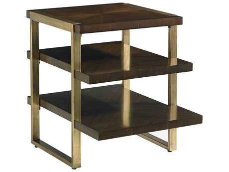 Stanley Furniture Crestaire Porter 22'' x 28'' Rectangular Autry End Table