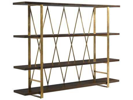 Stanley Furniture Crestaire Porter Crosley Etagere