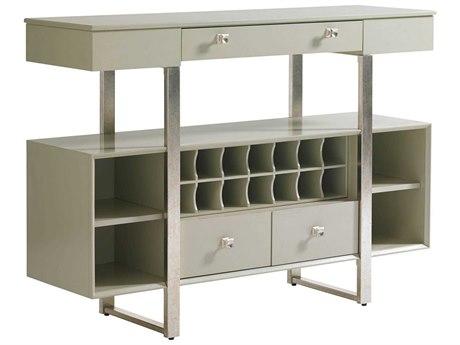 Stanley Furniture Crestaire Capiz 59'' x 17'' Rectangular Autry Sideboard