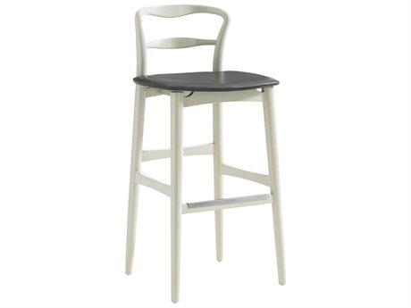 Stanley Furniture Crestaire Capiz Hooper Bar Stool