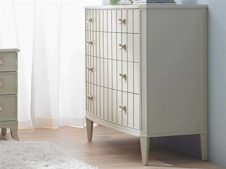 Stanley Furniture Crestaire Capiz Monterey Single Dresser