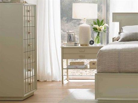 Stanley Furniture Crestaire Capiz 24'' x 18'' Monterey Chest