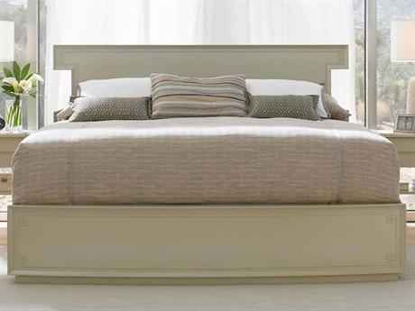 Stanley Furniture Crestaire Capiz Southridge Queen Panel Bed