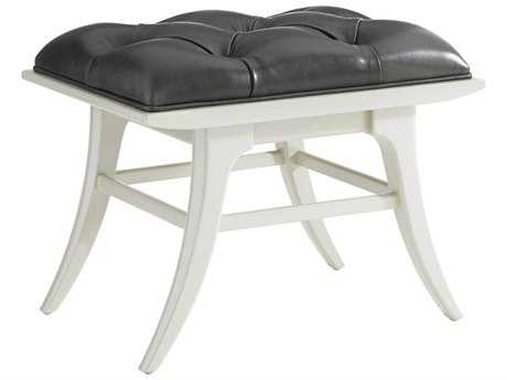 Stanley Furniture Crestaire Capiz Lena Ottoman
