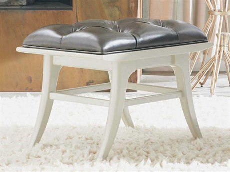 Stanley Furniture Crestaire Capiz Lena Ottoman