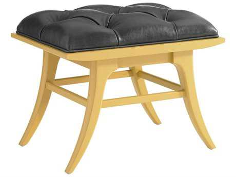Stanley Furniture Crestaire Saffron Lena Ottoman