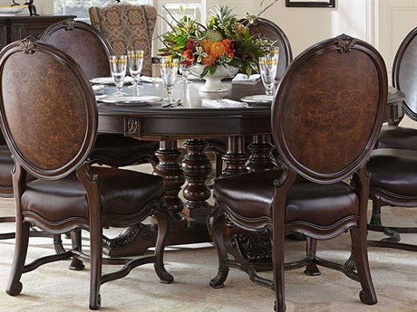 stanley furniture casa du0027onore stella round dining table