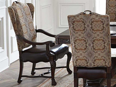 Stanley Furniture Casa D'Onore Stella Upholstered Dining Arm Chair