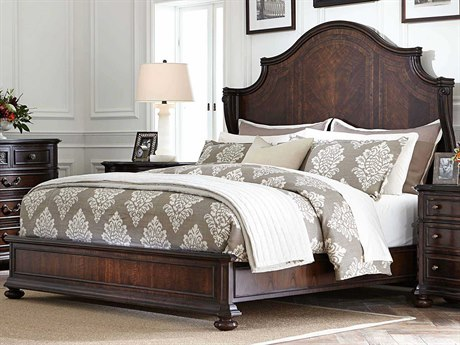 Stanley Furniture Casa D'Onore Stella Queen Wood Panel Bed