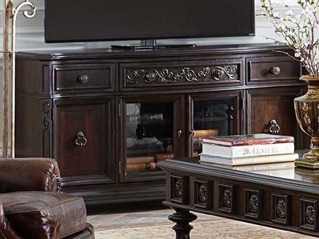 Stanley Furniture Casa D'Onore Stella 72'' x 20'' Rectangular Media Console TV Stand